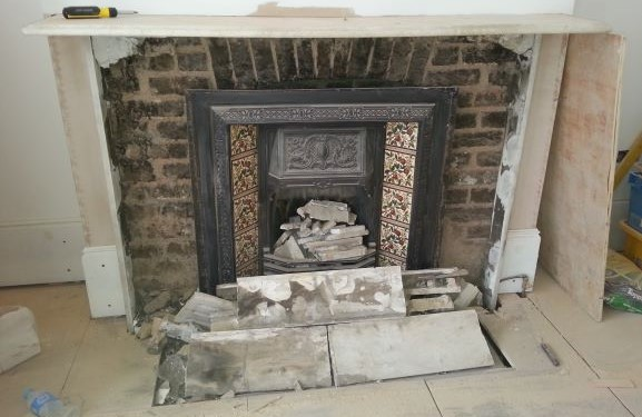 REPAIRING AND RESTORING MARBLE FIREPLACES | WWW STONE