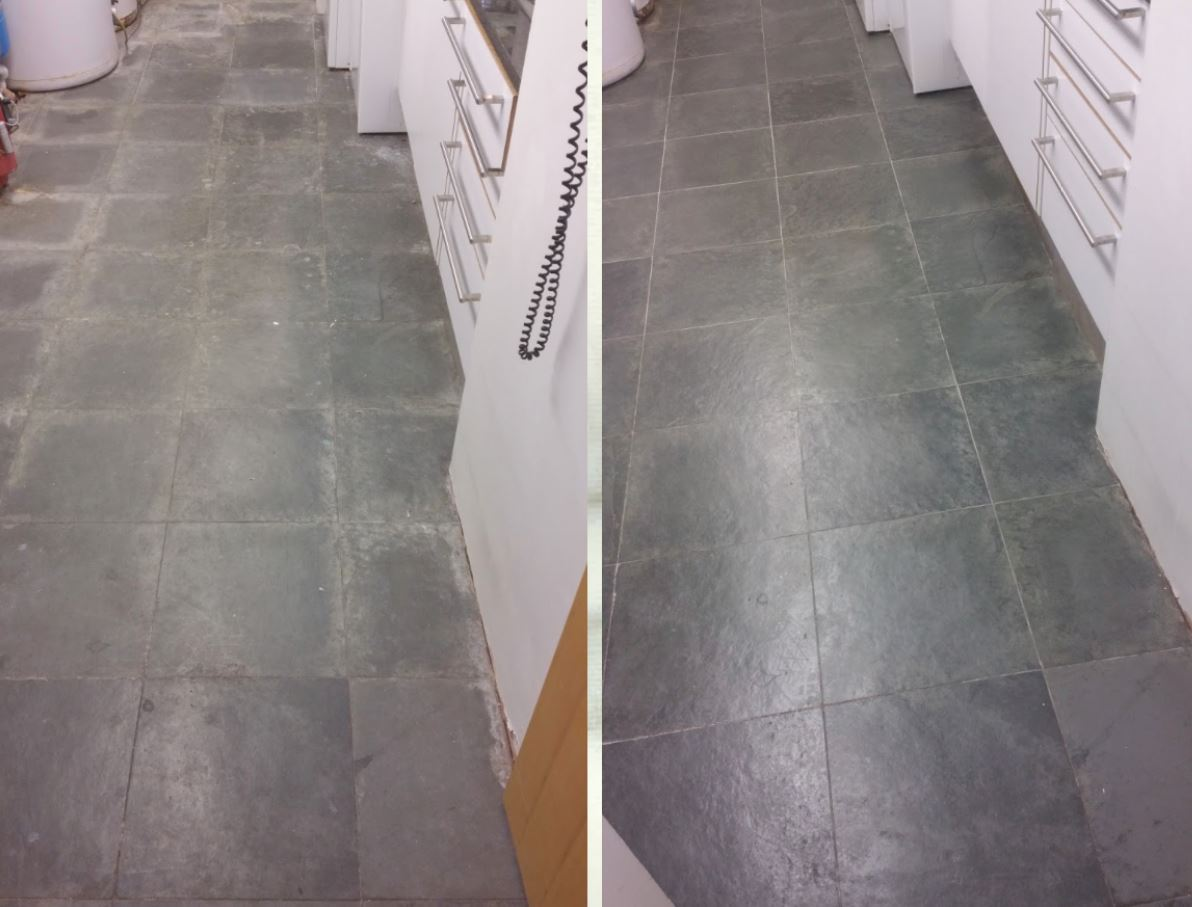 HOW TO CLEAN AND SEAL A NATURAL STONE FLOOR   WWW.STONE REPAIRS.COM